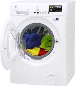 I dettagli del test sulla lavatrice ELECTROLUX RWF1495BW
