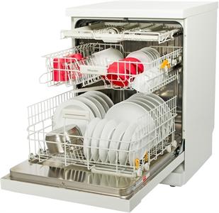 I dettagli del test sulla lavastoviglie MIELE G 4910 SC