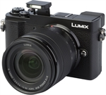 PANASONIC Lumix DC-GX9M (Lumix G Vario 12-60mm)