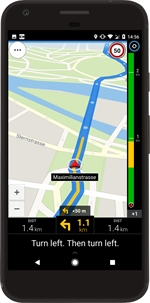 ALK CoPilot Europa GPS Navigation (Android)