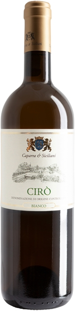 CAPARRA & SICILIANI Cirò DOC Bianco 2018 | Classifica vini | Altroconsumo