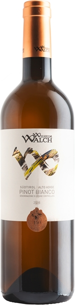 WILLHELM WALCH Pinot Bianco Alto Adige DOC 2018 | Classifica vini | Altroconsumo