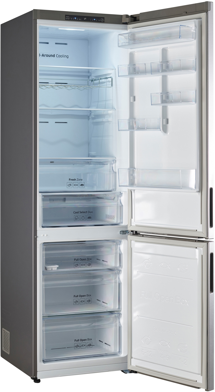 I dettagli del test sul frigorifero SAMSUNG RB37J501MSA