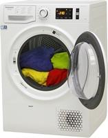 i dettagli del test sull'asciugatrice lg rc90u2av2w