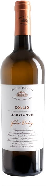 VILLA FOLINI Sauvignon Collio DOC 2018 | Classifica vini | Altroconsumo