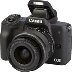 CANON EOS M50 with EF-M 15-45mm IS STM