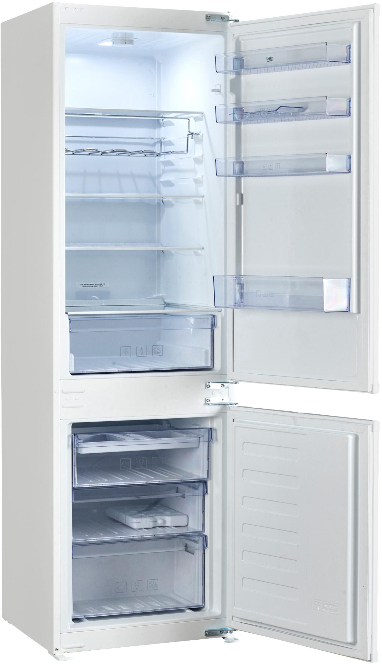 I dettagli del test sul frigorifero BEKO BCSA285K2S