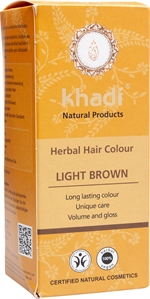 KHADI Herbal hair colour light brown | Classifica Tinte per Capelli - Risultati dei test | Altroconsumo