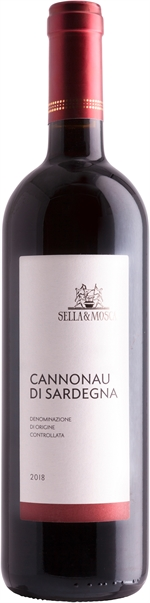 SELLA & MOSCA Cannonau di Sardegna DOC 2018 | Classifica vini | Altroconsumo