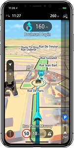 TOMTOM GO NAVIGATION (IOS) | Classifica Navigatori satellitari: Risultati del test | Altroconsumo