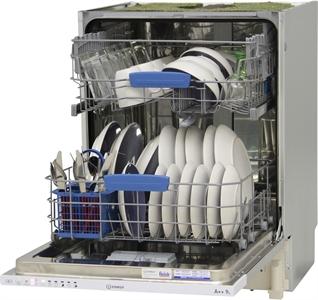 I dettagli del test sulla lavastoviglie INDESIT DIF 66T9 CA EU