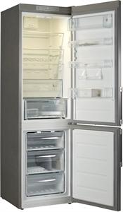 I dettagli del test sul frigorifero WHIRLPOOL BSFV9353OX
