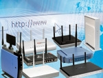 Router wireless di tipo N