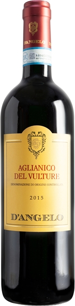 D'ANGELO Aglianico del Vulture DOC 2015 | Classifica vini | Altroconsumo