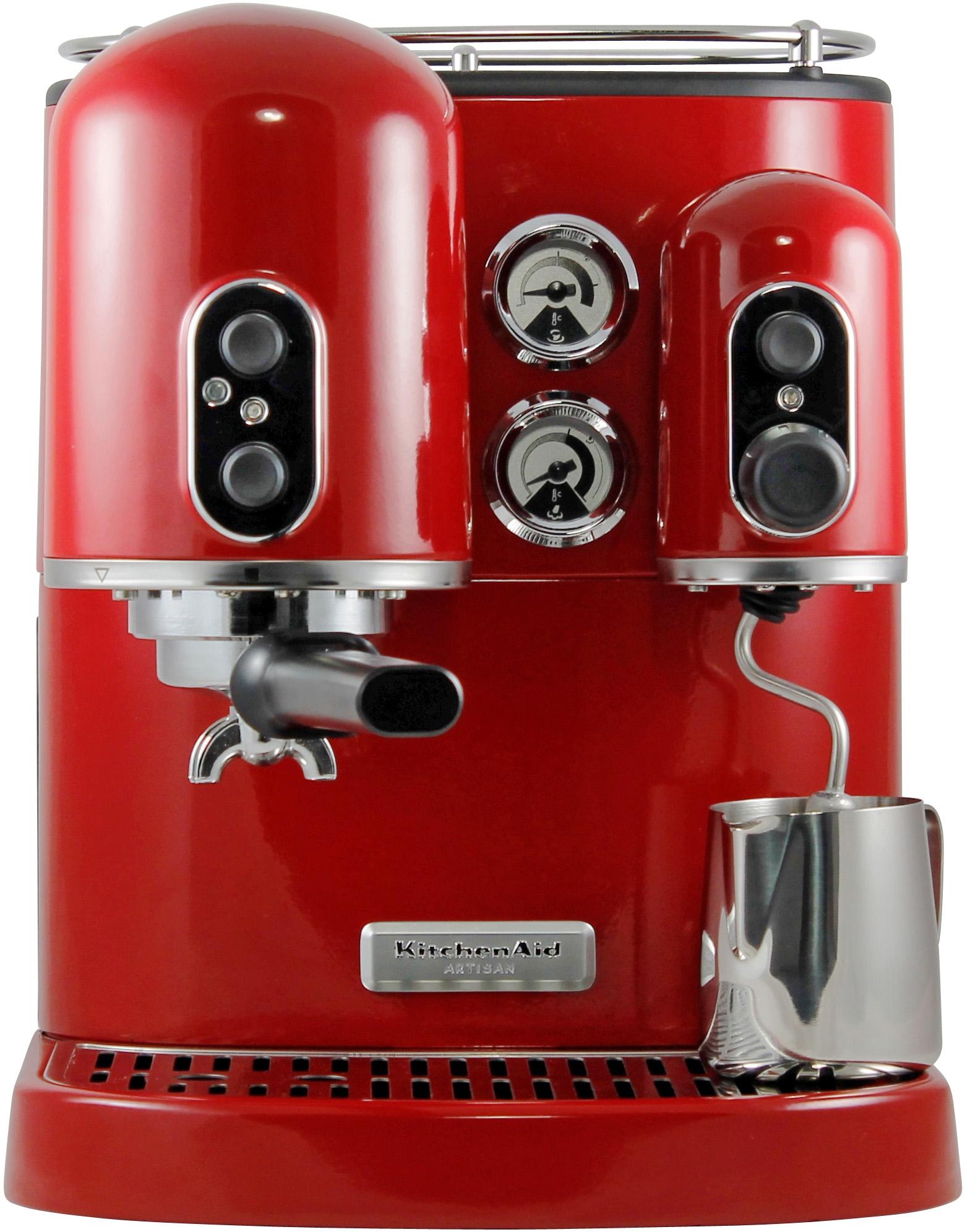 I dettagli del test sulla macchina per il caffè KITCHENAID Artisan ...