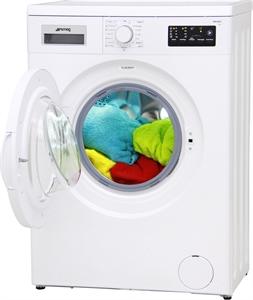 I dettagli del test sulla lavatrice SMEG LBW508CIT