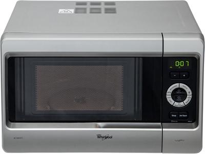 I dettagli del test sul forno a microonde WHIRLPOOL MWA 269 SL