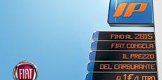 Carburante a 1 euro non fidarti dello spot Fiat