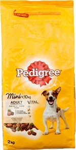 PEDIGREE Vital Mini Adult Pollo e Verdure