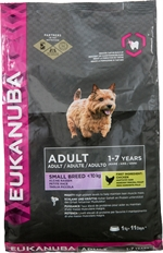 EUKANUBA Adult Small Breed Chicken