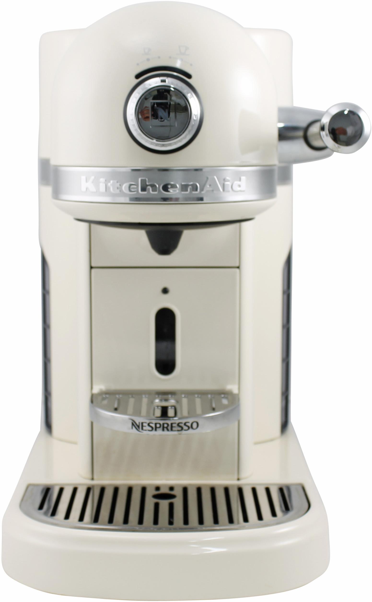 I dettagli del test sulla macchina per il caffè KITCHENAID ...