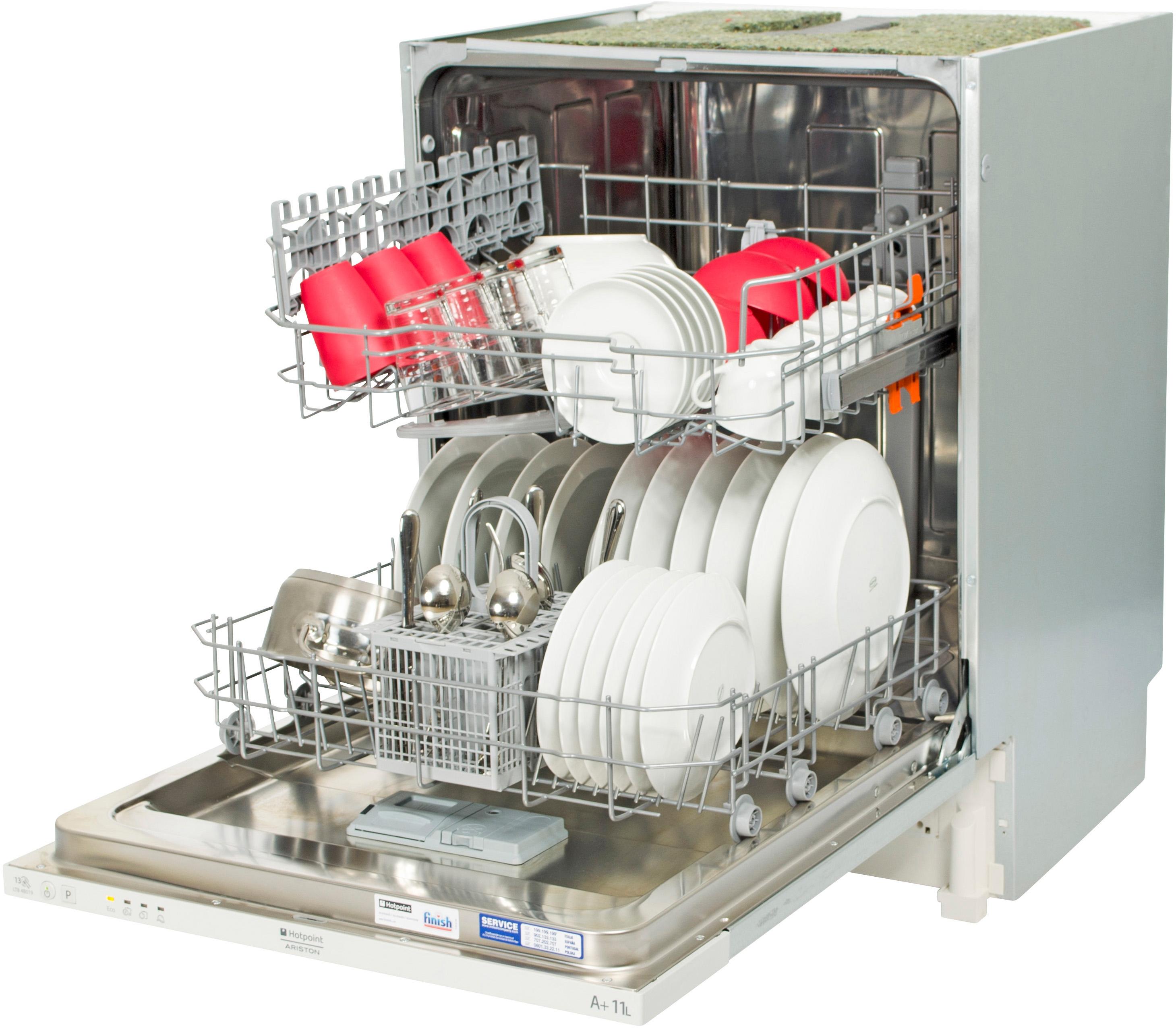 I dettagli del test sulla lavastoviglie hotpoint ariston for Lavastoviglie 4 coperti